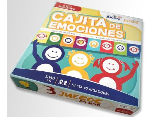 Juego Cajita De Las Emociones