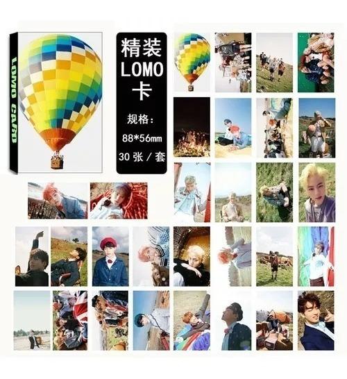 Photocards 80 Peças Bts Kpop Suga Jungkook Jimin