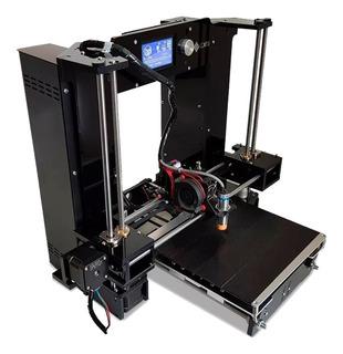 Impresora 3d Exo Fab12 1x Extrusor Armada Y Calibrada