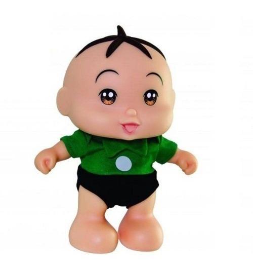 Bonecos Baby Cebolinha Com Som Turma Da Mônica Fala E Canta