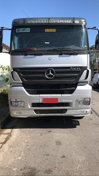Mercedes Axor 2035 6x2