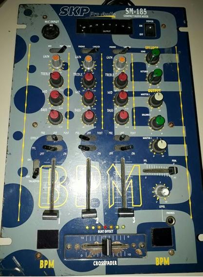 Mixer Skp Pro Audio Sm-185