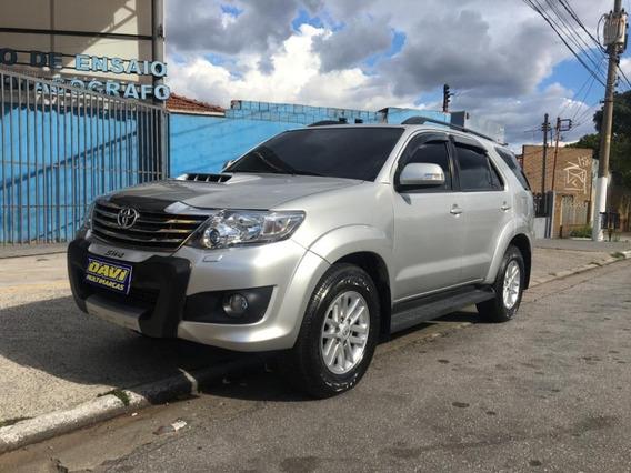 Toyota Hilux Sw4 Srv 4x4 3.0 Aut Diesel