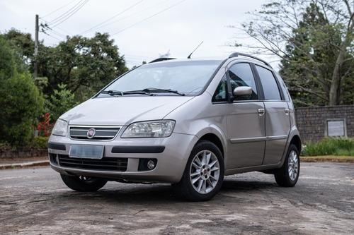 Fiat Idea 2010 1.8 Elx Flex 5p