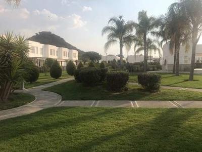 (crm-3811-131) Excelente Casa Amueblada En Condominio