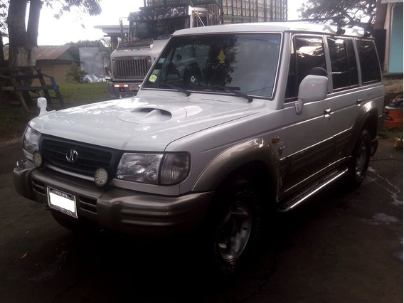 Hyundai Galloper Ii Año 1999