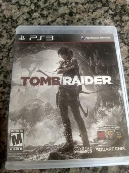 Tomb Raider Ps3 Mídia Física Legendado Em Português