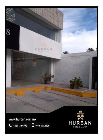 Hurban Renta Local Comercial Al Norte De La Ciudad En Bosques.