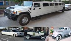 Limusina Lincon Escalade Hummer Y Autos Antiguos