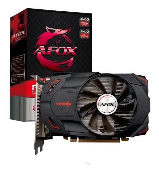 Placa De Video Amd Rx 550 4gb Gddr5 128bit Afox Radeon Fl2