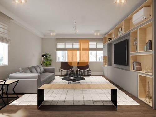 Apartamento Para Venda / Locação No Bairro Cerqueira César Em São Paulo - Cod: Pe8981 - Pe8981