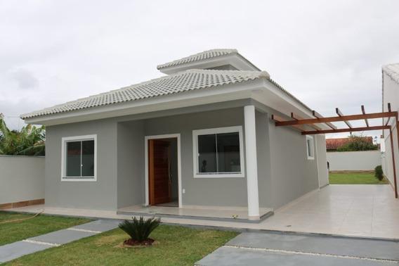 Casa Em Itaipuaçu Com 3 Quartos E Churrasqueira - 515