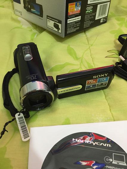 Handycam Sony Dcr Sx-22 (só Venda)