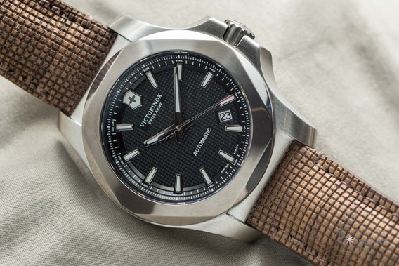 Relógio Victorinox Swiss Army Inox Automatic 241836
