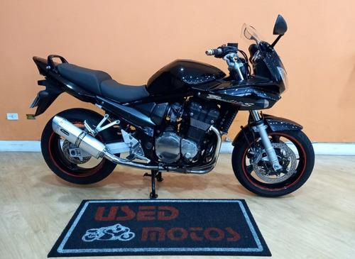 Imagem 1 de 10 de Suzuki Bandit 1200 S 2008 Preta
