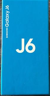 Celular Samsung J6 Nuevo