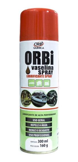Vaselina Spray Orbi Lubrificante De Alta Performace 300ml