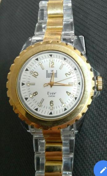 Relógio Feminino Dumont Sm85008 Casual Analógico Quartz