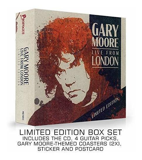 Cd : Gary Moore - Live From London