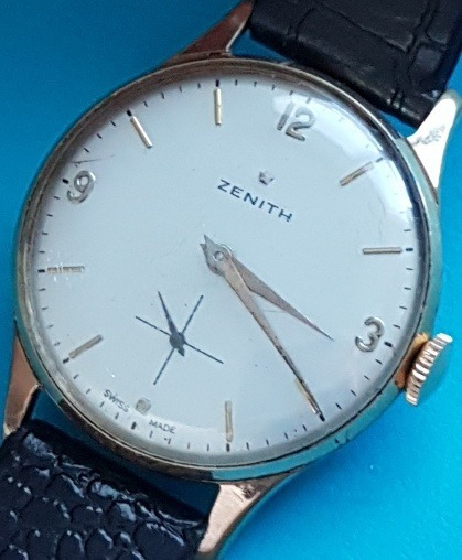 Belíssimo Zenith Vintage