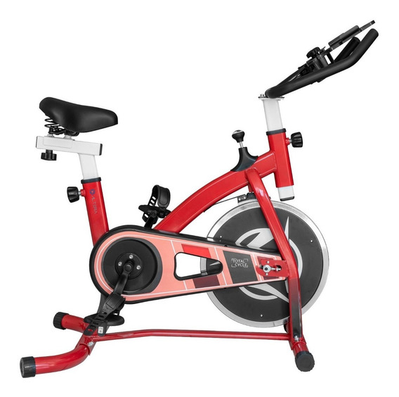 Bicicleta Spinning Fitness Estatica Rueda Inercia De 8 Kg