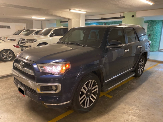 Toyota 4runner Limited 2015 Blindaje 3+