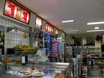 Lanchonete E Restaurante Para Passar O Ponto! - Eb84517