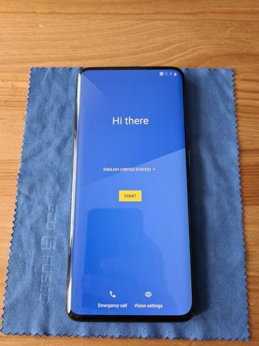 Nuevo Oneplus 7t Pro - 256gb - Haze Blue Original