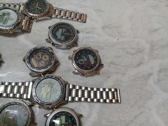Lote Relógio Citizen