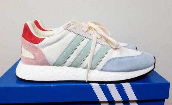 Tenis adidas Originales Pride I-5923 #9mx - Arcoiris Orgullo