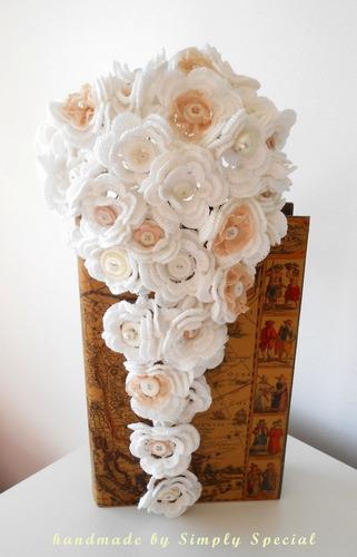 Crochet Ramos De Novias