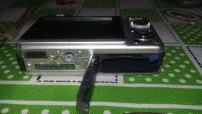 Carcaça Completa Com Tampa Câmera Digital Sony W130