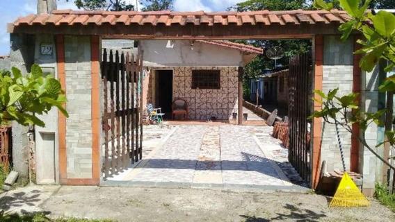 Casa Com Churrasqueira No Gaivota Em Itanhaém - 3653 | Npc