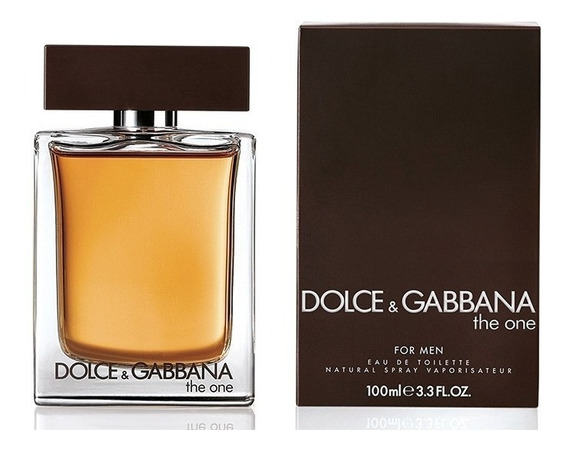 The One By Dolce & Gabbana 100 Ml Edt Caballero