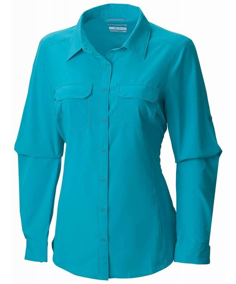 Camisas Tipo Columbia Uniforme Dama Fabrica Tienda