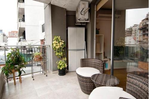 Venta Departamento 3 Ambientes Balcon Corrido Y Amenities Belgrano