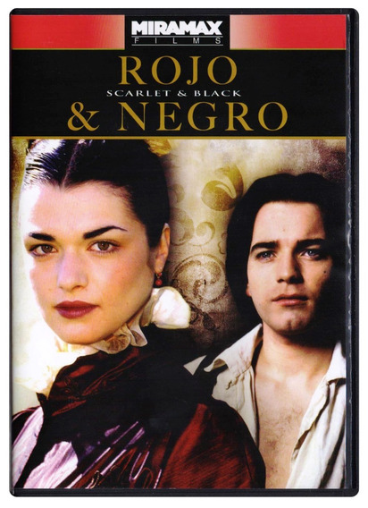 Rojo Y Negro Scarlet And Black Ewan Mcgregor Mini Serie Dvd