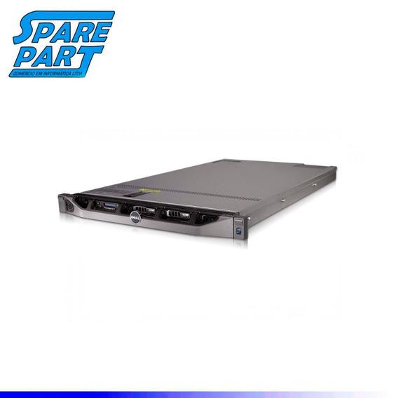Servidor Dell R610 - 2 Six Core 32 Gb Ssd 2x240gb 3xsas 300g