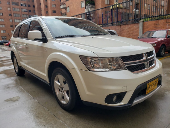 Dodge Journey Journey Se 5 Puestos 2014