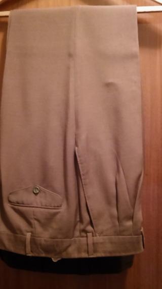 Pantalón De Vestir--diversos Tonos---medio Tiempo-impecables