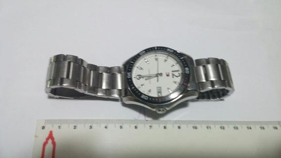 Relógio Tommy Hilfiger Original Fundo Branco