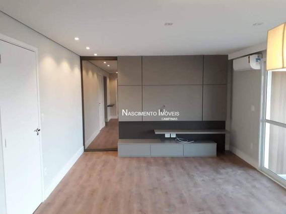 Apartamento Residencial À Venda, Vila Brandina, Campinas. - Ap0458
