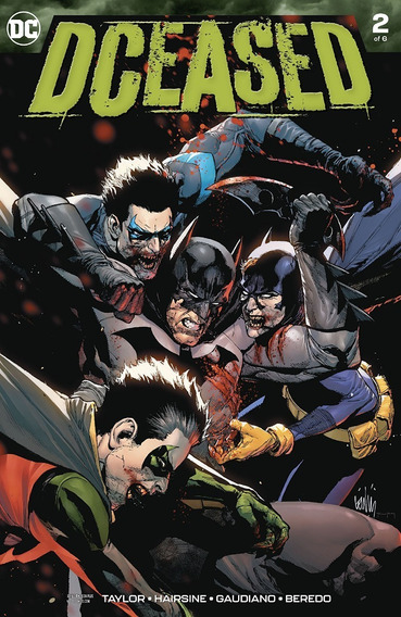 Dceased #2 (2019) Justice League Batman Dc Comics
