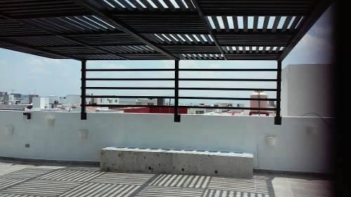 En La Condesa Juriquilla, 3 Recamaras, Roof Garden, De Lujo