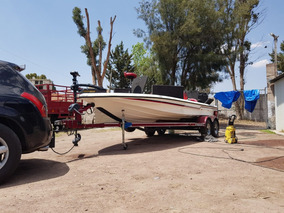 Lancha Pesca Bass Boat Champion 223 Torneos