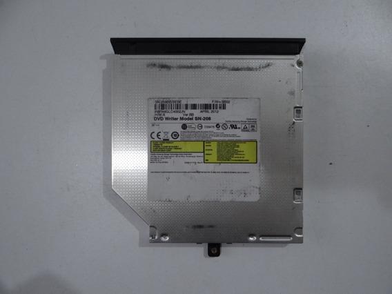 Drive Gravador Dvd Notebook Qbex Elec5m 626