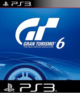 Gran Turismo 6 Ps3 Español
