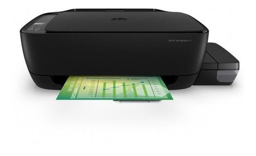 Imagen 1 de 10 de Impresora Multifuncion Hp Gt 415 Color Sistema Continuo Wifi Cuotas Tienda Oficial Hp