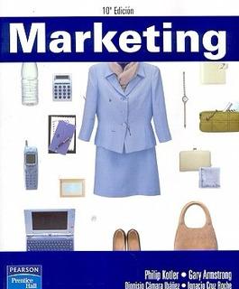 Libro Marketing 10 Edición Pearson Prentice
