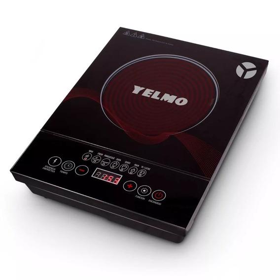 Anafe Electrico Vitroceramico Yelmo An9901 2000w 1 Boca